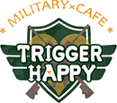 MILITARY×CAFE TRIGGER HAPPY